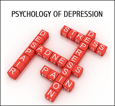 Psychology of Depression - David J. Abbott M.D.