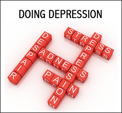 Doing Depression - David J. Abbott M.D.