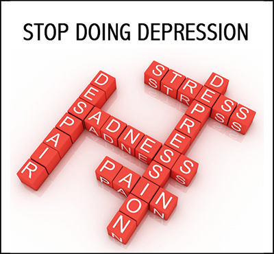 You can stop doing depression - David J. Abbott M.D.