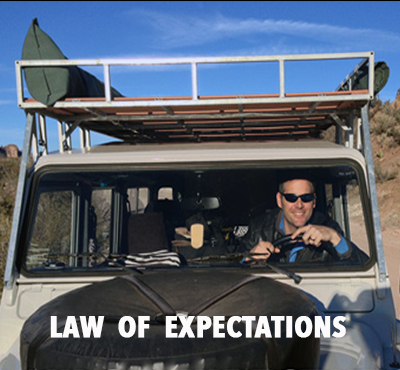 Law of Expectations