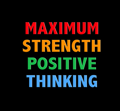 Maximum Strength Positive Thinking - David J. Abbott M.D.