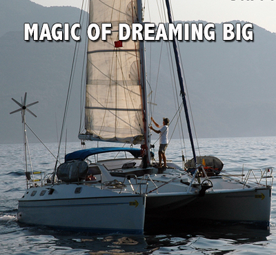 Magic of Dreaming Big - David J. Abbott M.D.